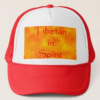 Tibetant i Ande-hatt Keps