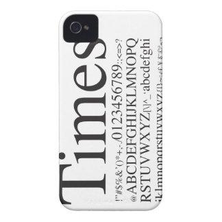 Tider - iPhone4 - iPhone 4 Fodraler