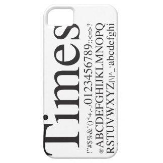 Tider iPhone 5 Hud