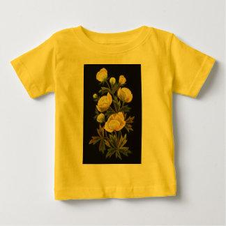 Tidlösa Globeflowers Tee Shirts
