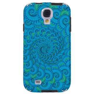 Tidvattens- Mandala Galaxy S4 Fodral
