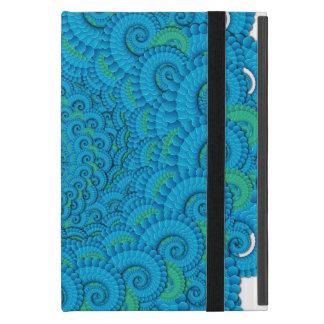 Tidvattens- Mandala iPad Mini Fodral