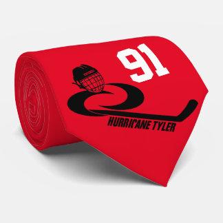 Tie för hockey för lag för ungdom för slips