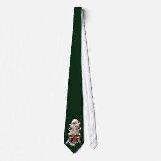 """Tie för jul för jultomten""""festsabotör"""" rolig slips"""