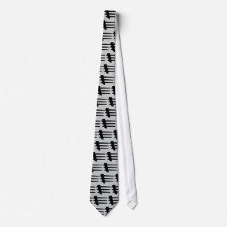 Tie för nacke för Strake för Chrysler korseldsida Slips