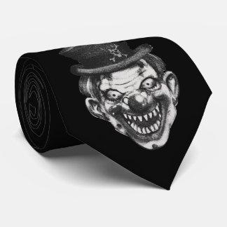 Tie för tänder för BlackLines fasa lycklig Slips