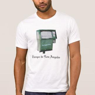 Tiempo de Los Angeles Tee Shirt