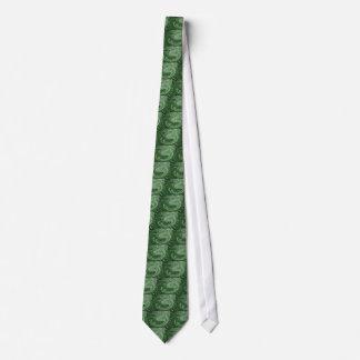 Tieorkan - smaragd slips