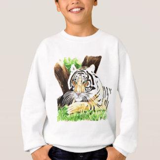 Tiger från safari tröjor