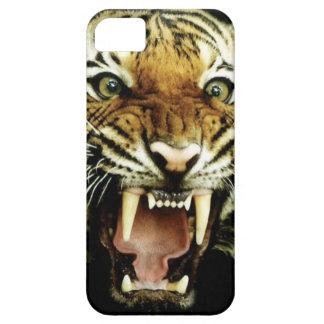 Tigerhuvud iPhone 5 Cover