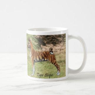 Tigerrandar Kaffemugg