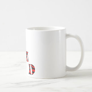 Tigertryckvild Kaffemugg