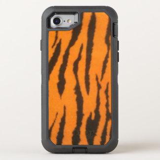 Tigervildtryck OtterBox Defender iPhone 7 Skal