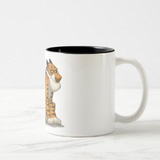 Tigrar på en mugg
