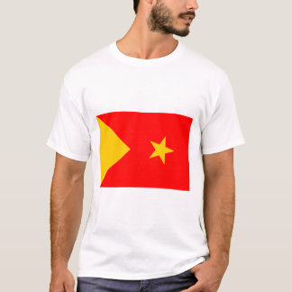 Tigray flagga tee