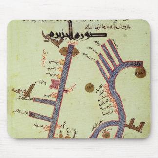 Tigrisen och Euphratesen Musmatta