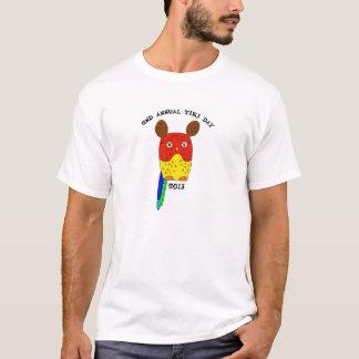Tiki dagmanar skjorta t-shirt
