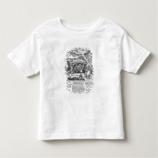 Till guden i minne av hans dubbla befrielse tee shirts