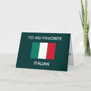 grattis på födelsedagen på italienska Italiensk Familj Inbjudningar & Kort | Zazzle.se grattis på födelsedagen på italienska