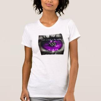 Till och med ögat av Lupus T Shirt