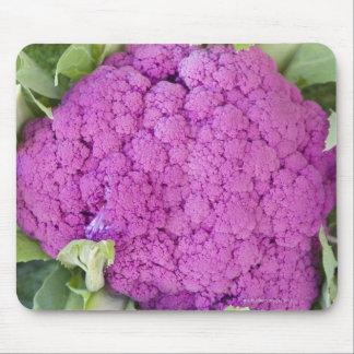 Till salu purpurfärgad blomkål musmatta
