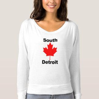 Till söderna av Detroit är… Tee