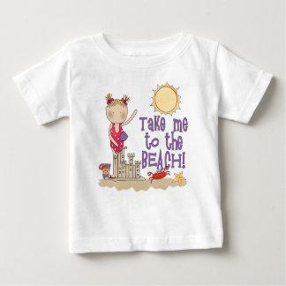 Till stranden (flickan) tröja