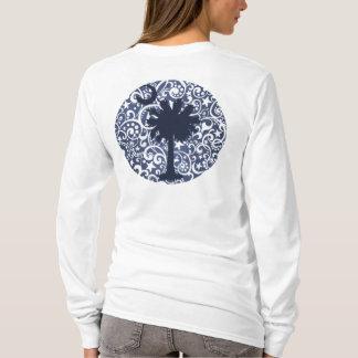(Tillbaka) logotyp för Carolina julPalmetto, Tee Shirt