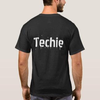 (Tillbaka) Techie, Tee Shirts