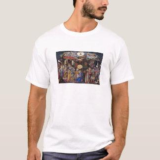 Tillbedjan av Magi - Antonio Vivarini Tee Shirt