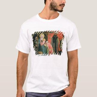 Tillbedjan av magina (olja på panel) tee shirt