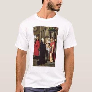 Tillbedjan av magina: Right wing av triptychen T Shirts