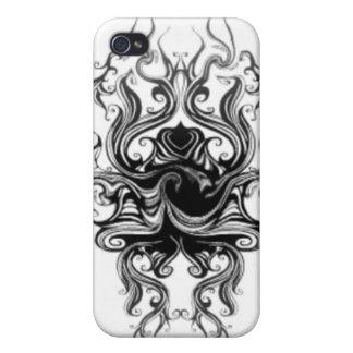 Tillfällig nirvana iPhone 4 cases