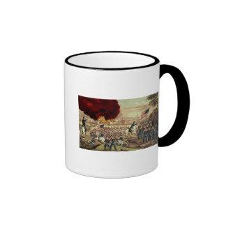 Tillfångatagandet av Atlanta av den fackliga armén Kaffe Muggar