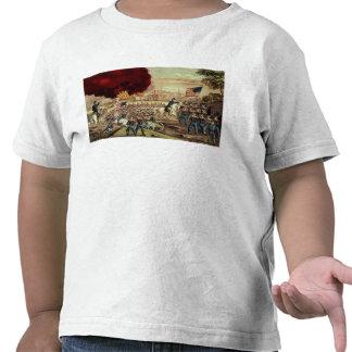 Tillfångatagandet av Atlanta av den fackliga armén T Shirts