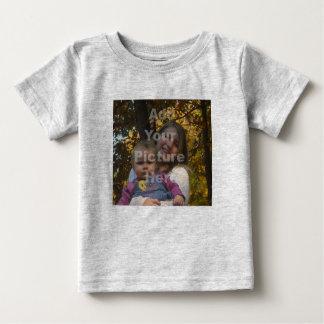 Tillfoga din egna fotobabyTshirt Tshirts
