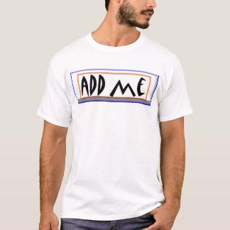 tillfoga mig t-shirt