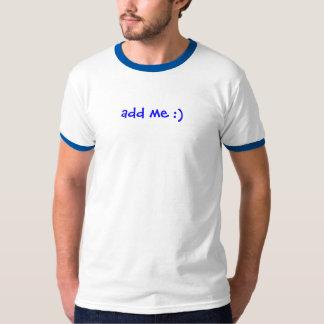 tillfoga mig:), tshirts