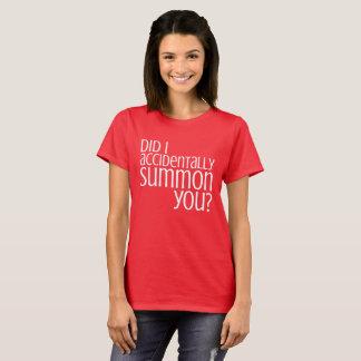 """""""Tillkalla """", T Shirt"""