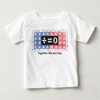 Tillsammans fin Jersey för baby T-tröja T-shirt