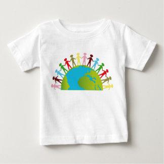 Tillsammans kan vi ändra den världst-skjortan för tee shirt