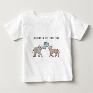 Tillsammans kan vi lösa klimatförändring t-shirts