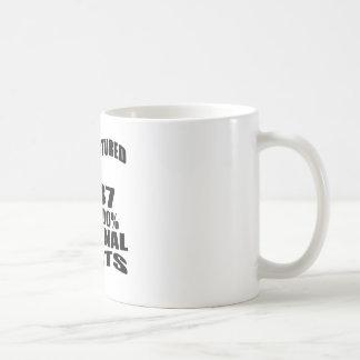 Tillverkat i 1987 med 100% originaldelar vit mugg