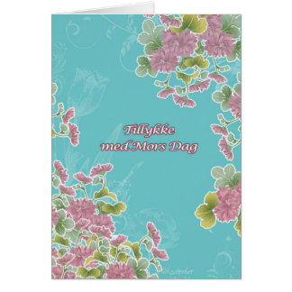 tillykkemed-mors dag, danskamors dagkort kort