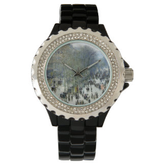 Time är Monet 01 Armbandsur