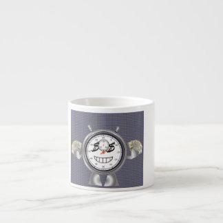 Time är pengar espressomugg