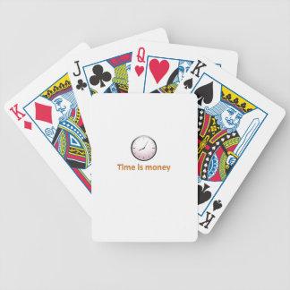 Time är pengar spelkort