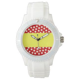 Time för Fiesta vid @QUIXOTEdotTV Armbandsur