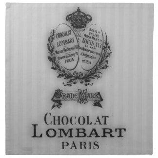 Time för Tea #5 Chocolat Tygservett
