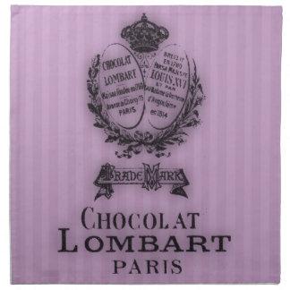 Time för Tea #6 Chocolat Tygservett